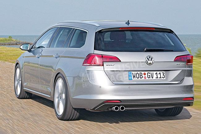Восьмое поколение Volkswagen Golf