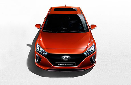 Раскрыты характеристики электрического Hyundai Ioniq