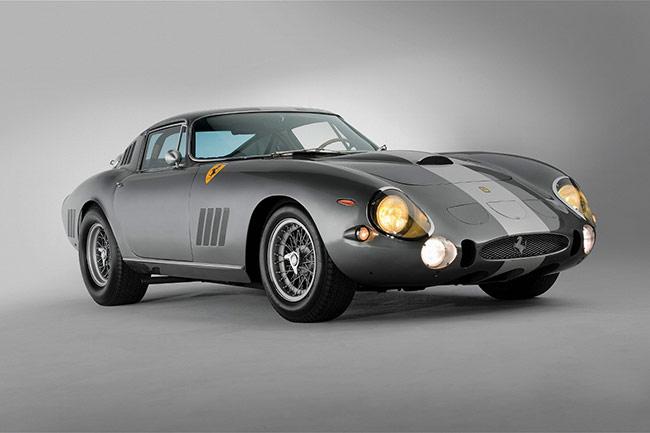 1964 Ferrari 275 GTB/C Speciale Scaglietti