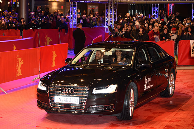 Audi A8 L Piloted Driving Concept
