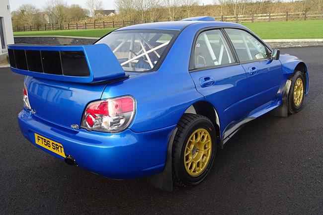Subaru Impreza WRX STI S12B