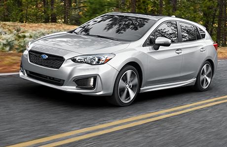 Рассекречена новая Subaru Impreza
